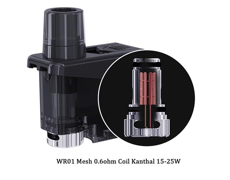 Wismec WR01 Mesh 0.6ohm Coil 1pc