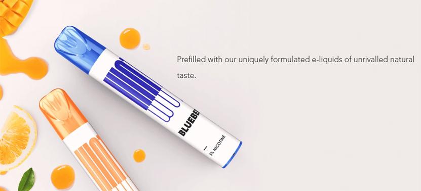 Wotofo D11 Disposable Kit flavour