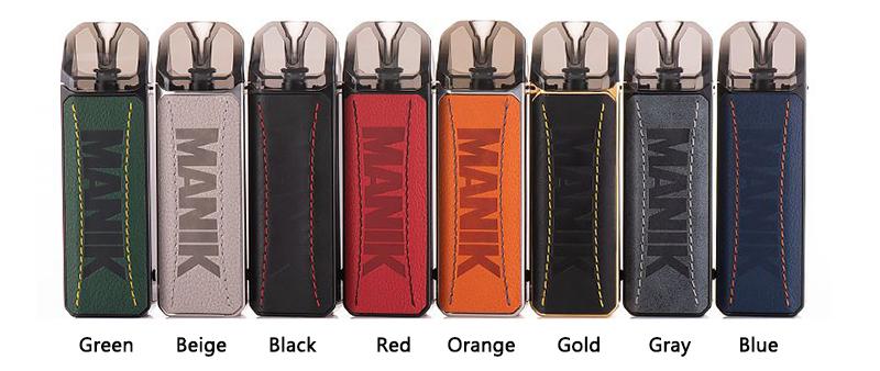 Wotofo Manik Mini Kit Colors