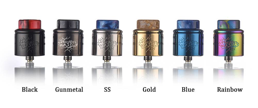 Wotofo Profile 1.5 RDA Colors