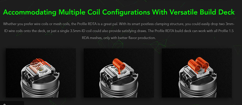 Wotofo Profile RDTA Feature 3