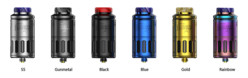 Wotofo Profile RDTA Colors