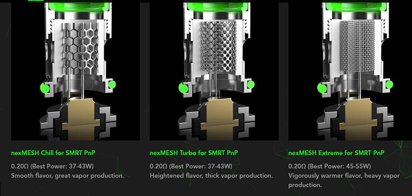 Wotofo SMRT Pod Kit Feature 4