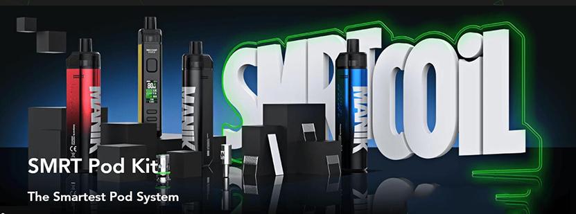 Wotofo SMRT Pod Kit Feature 6