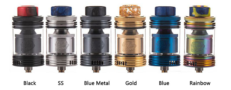 Wotofo The Troll X RTA Colors
