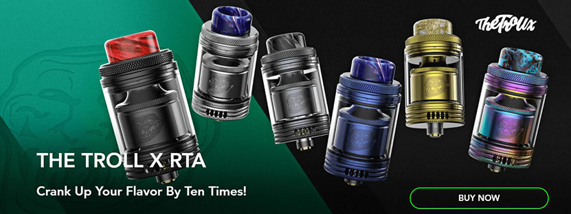 Wotofo Troll X RTA Feature 10