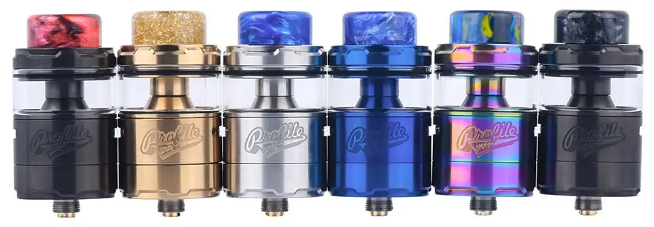 Profile Unity RTA Colors