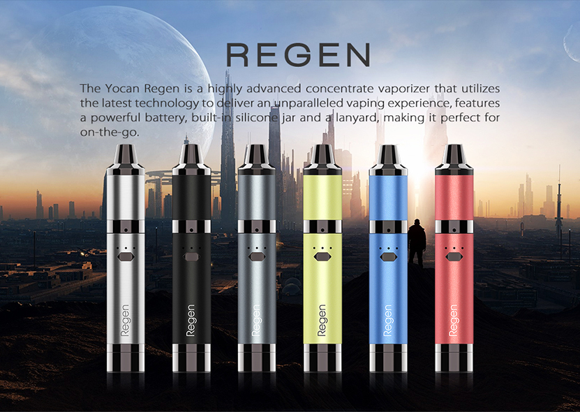 Yocan Regen Kit Feature 1