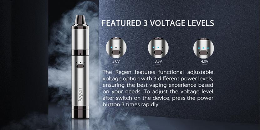 Yocan Regen Kit Feature 10