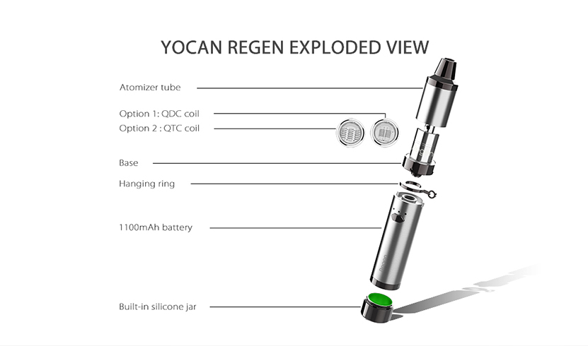 Yocan Regen Kit Feature 9