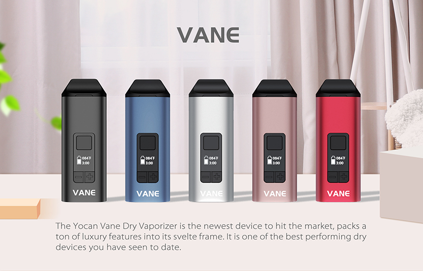 Yocan Vane Vaporizer Feature 11