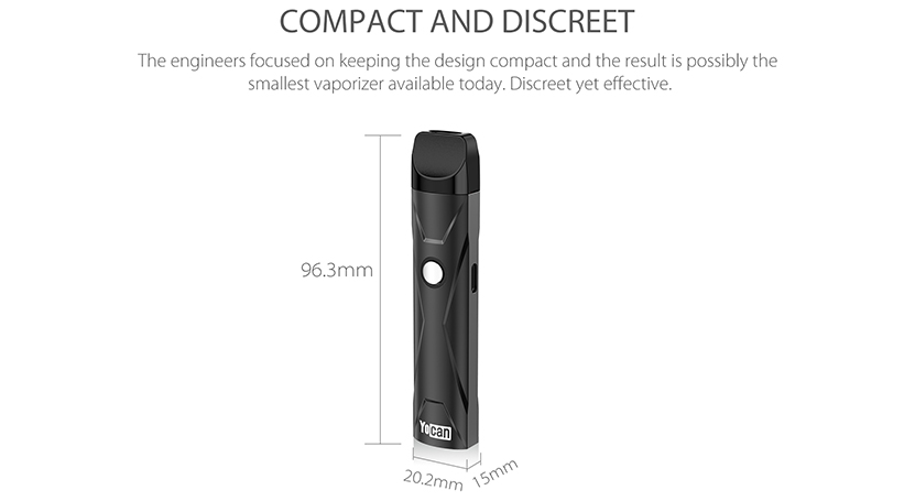 Yocan X Kit Feature 3