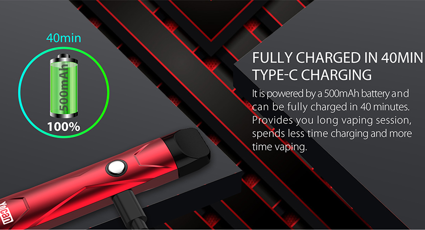Yocan X Kit Feature 9