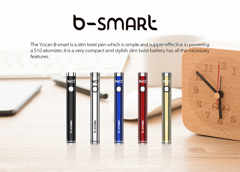 Yocan B-smart Battery Mod Picture
