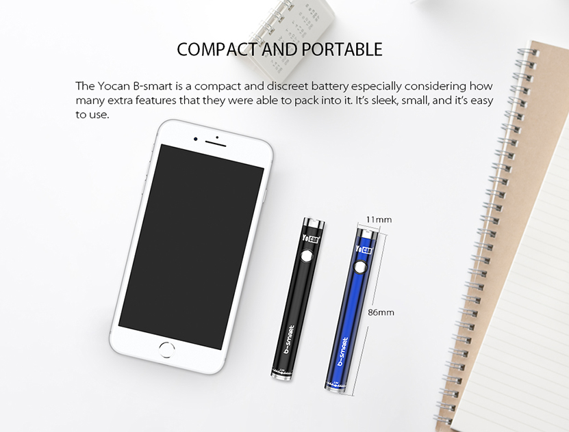 Yocan B-smart Battery Picture 2
