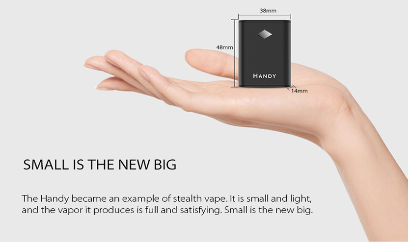 Yocan Handy Box Mod Features 07