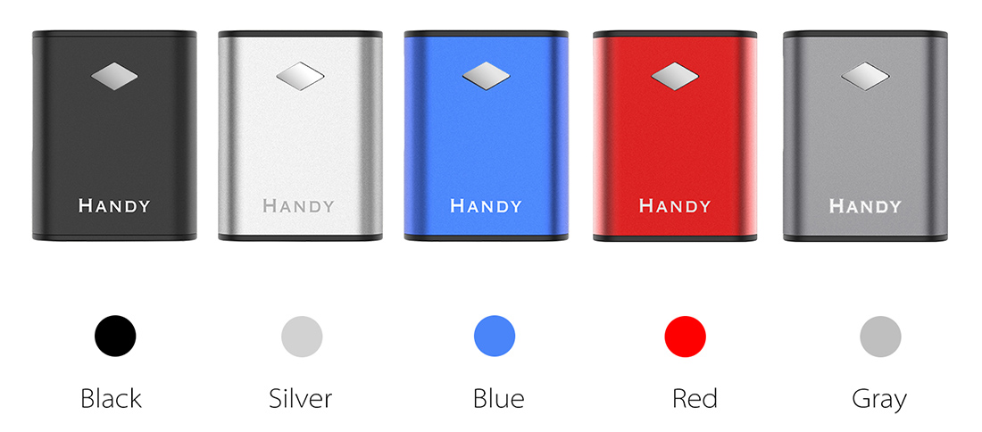 Yocan Handy Box Mod Colors