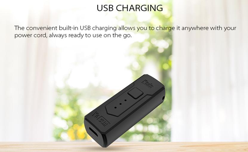 Kodo Box Mod Vaporizer USB Charging