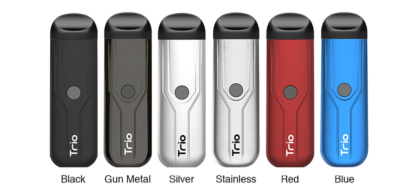 Yocan Trio Vaporizer 6 colors