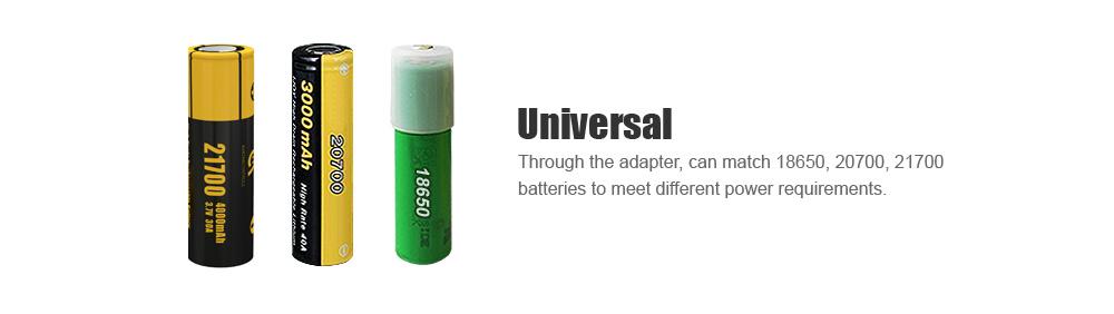 Yosta Livepor 100W Kit Features 2