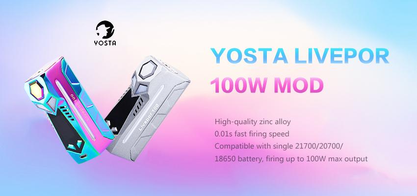 Yosta Livepor 100W Mod