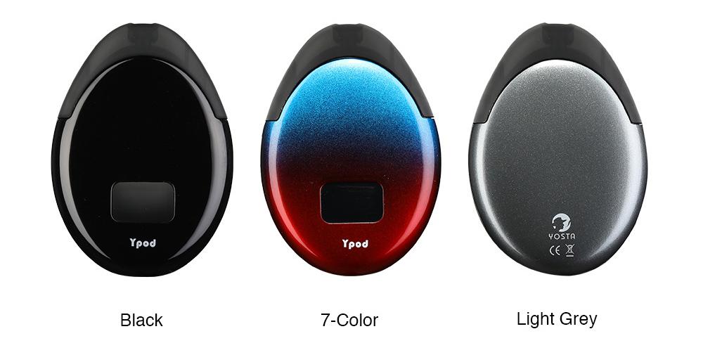 Yosta Ypod Pod Kit Colors
