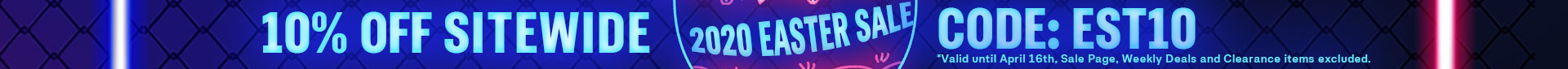2020 easter sale