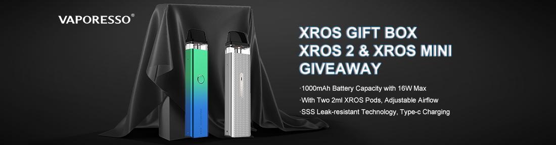 VaporessoXROSGiftBox-XROS2&XROSMiniKitsGiveaway
