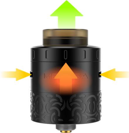 [Image: geekvape-medusa-rdta-short-shaft-increase-flavor.jpg]
