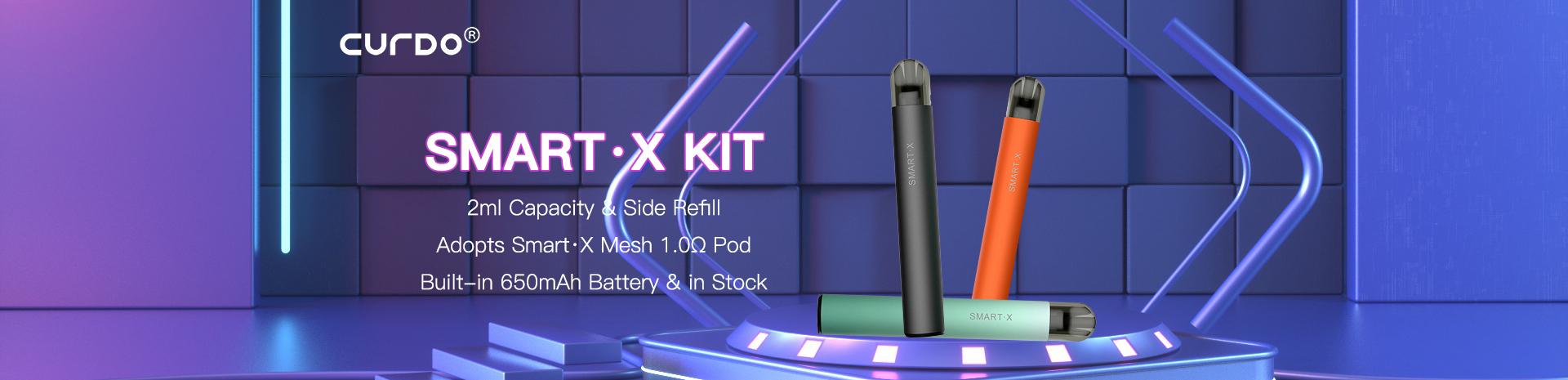 Curdo SmartX Kit Banner