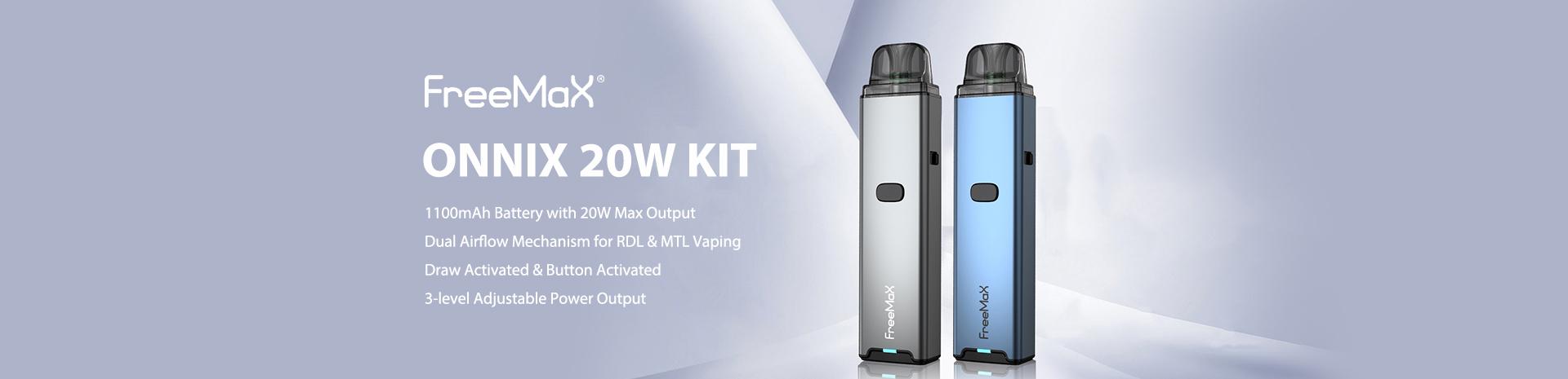 Freemax Onnix 20W Kit Banner