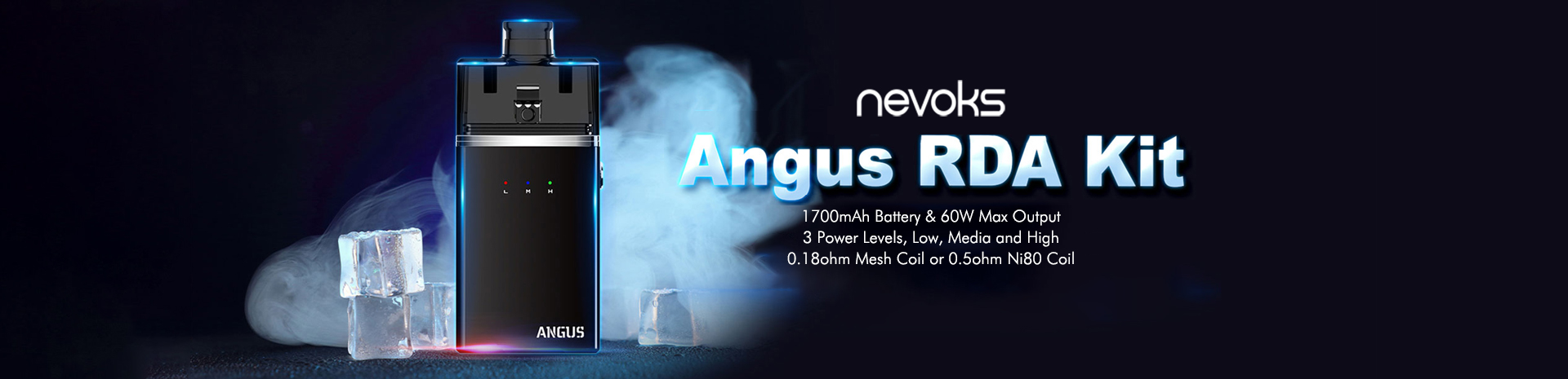 Nevoks Angus RDA Kit Banner