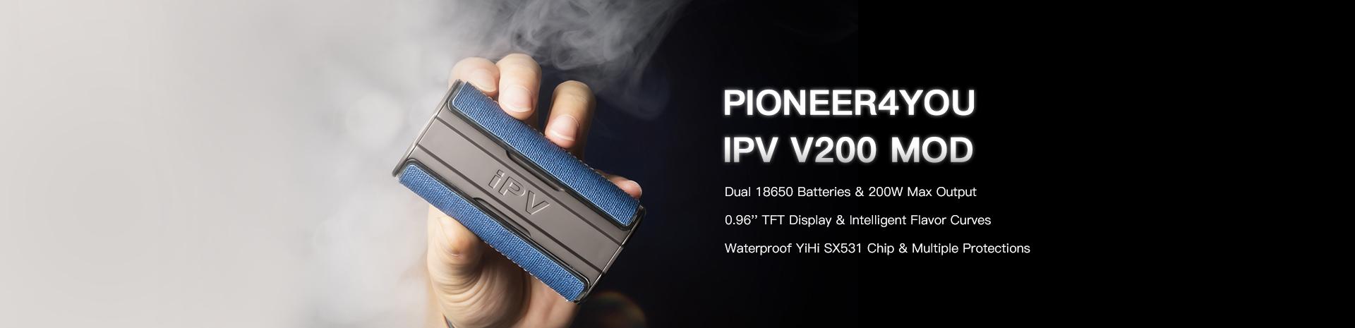 Pioneer4You iPV V200 Mod Banner