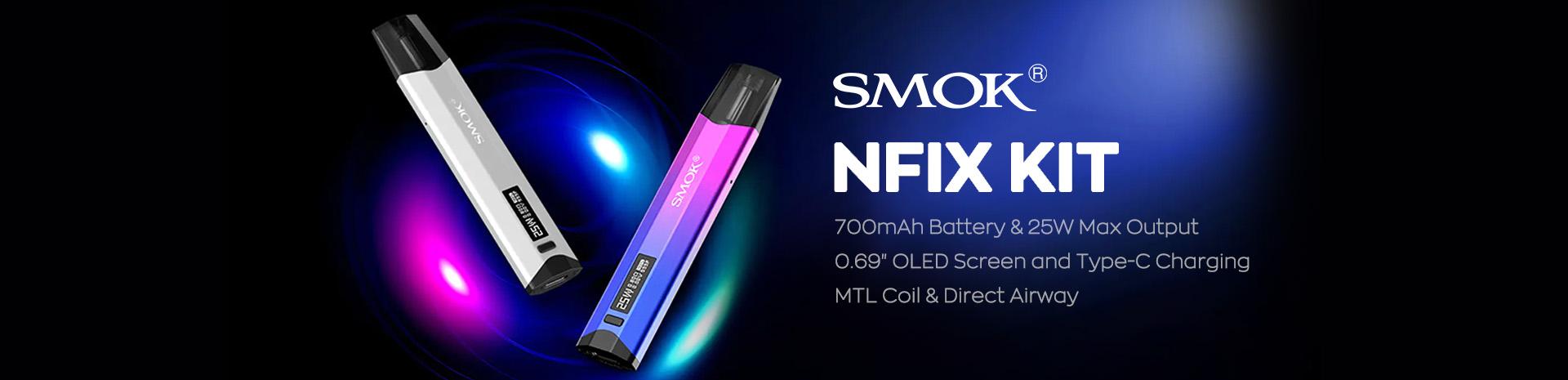 SMOK NFIX Kit Banner