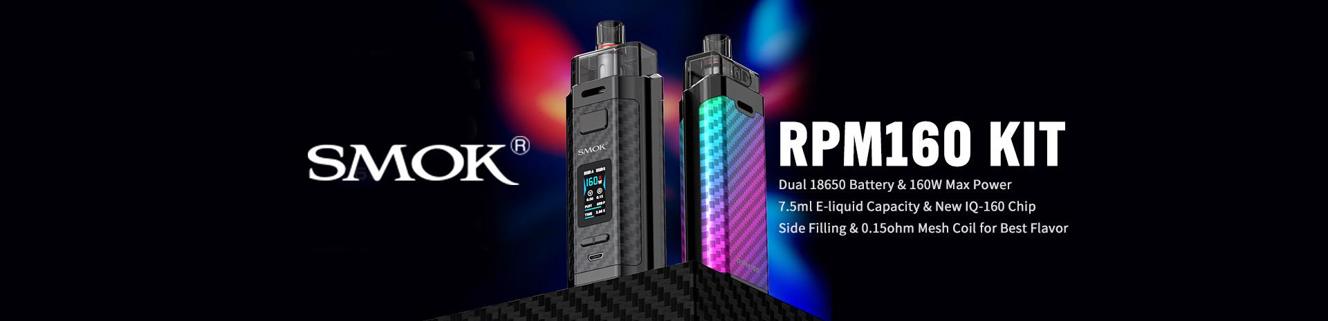 SMOK RPM160 Kit Banner