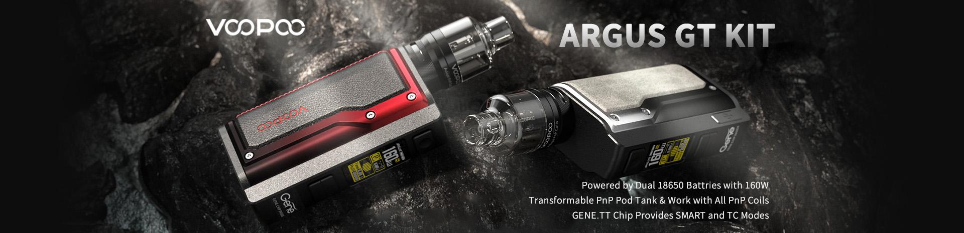 VOOPOO Argus GT Kit Banner