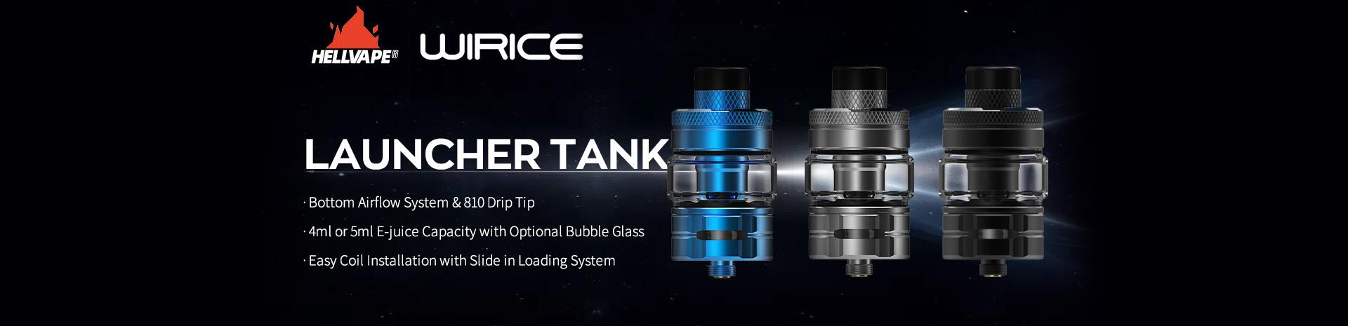Wirice × Hellvape Launcher Tank Banner