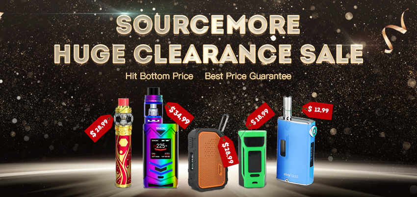 Sourcemore January Huge Clearance Sale