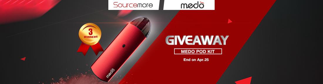 Medo & Sourcemore Giveaway