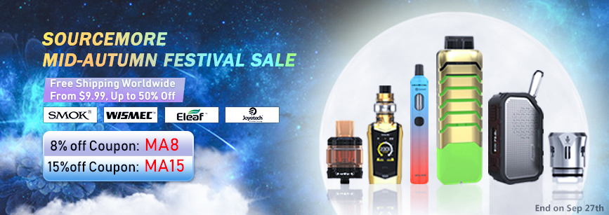 Sourcemore Mid-Autumn Festival Sale