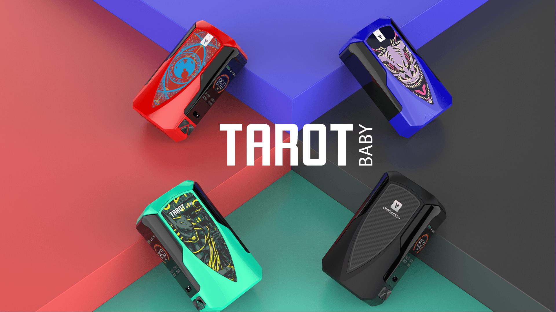 Tarot Baby 85W Mod