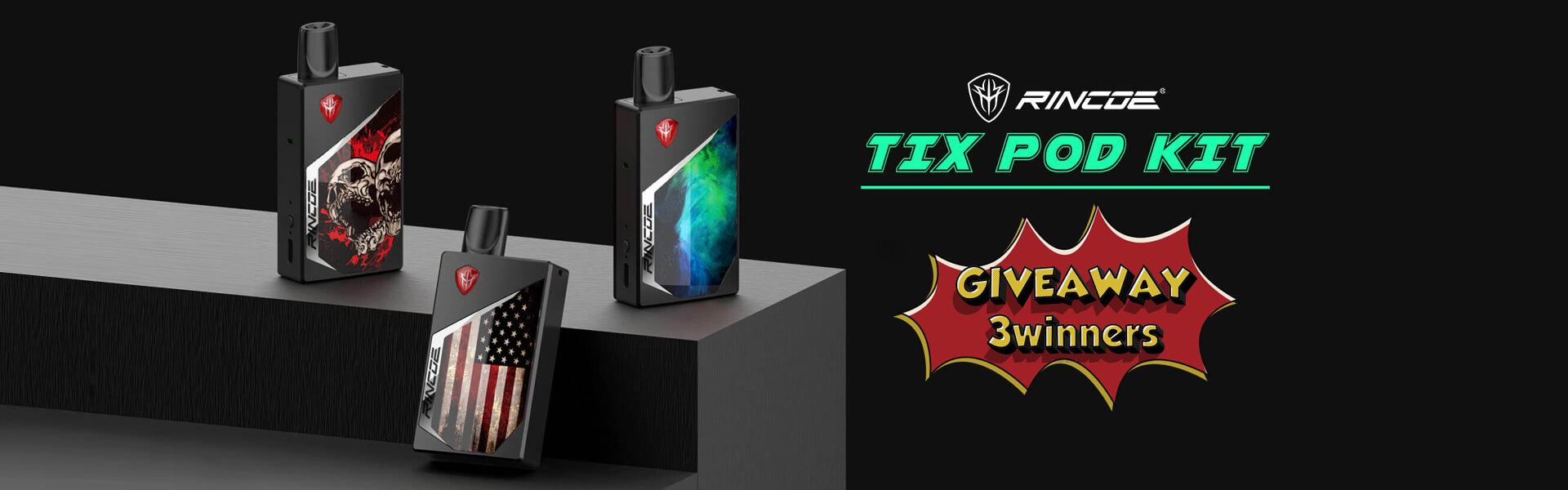 Rincoe-Tix-Pod-Kit