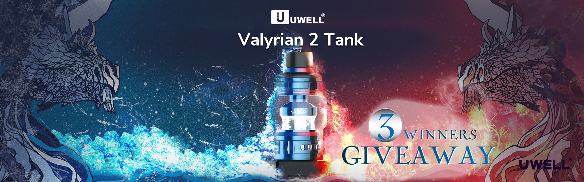 Uwell-Valyrian-2-Tank