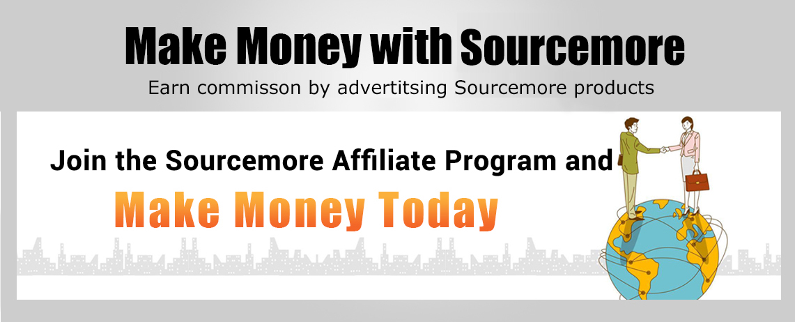 About Sourcemore Affiliate Program