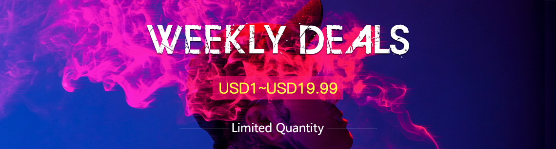 Weekly Deal Banner